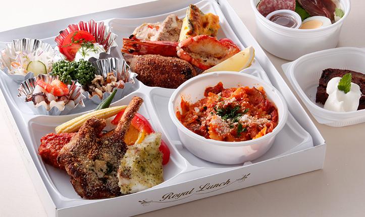 イタリア料理をご自宅やオフィスへお届け「イタリアンBOX宅配」